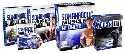 Kyle Leon's Muscle Maximizer