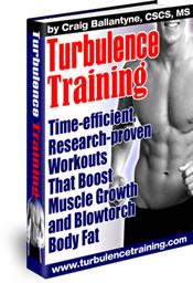 Buy Turbulence Training for Fat Loss program