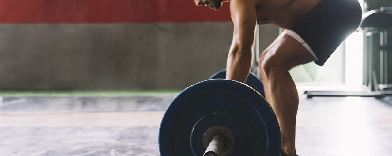 Lower Body Barbell Workout