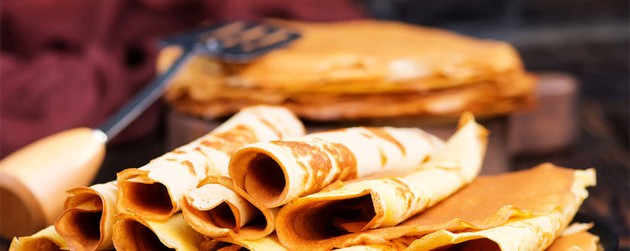 Healthy Carob Pancakes