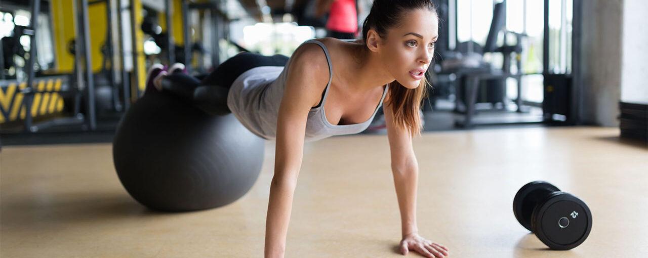 Shredding Core Workout