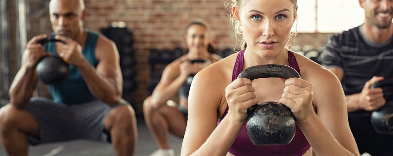 One Kettlebell, Six Workouts