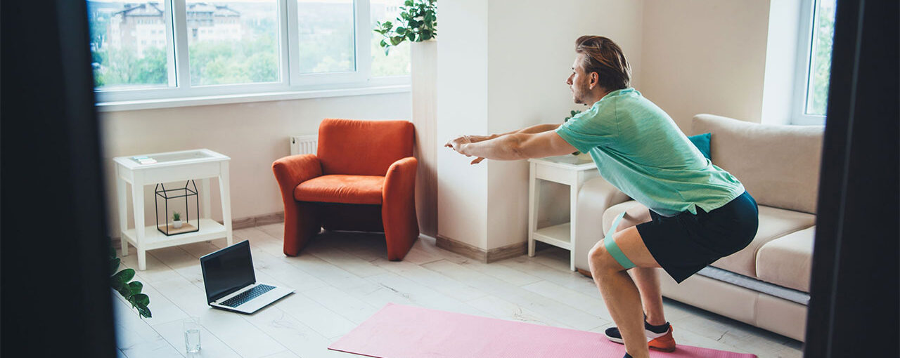 5 Home Workouts to Keep You Fit During the Lockdown