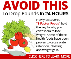 The E-Factor Diet for weight loss program