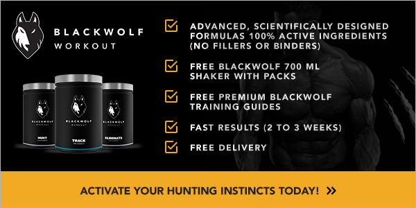 Blackwolf Track Pack for Male
