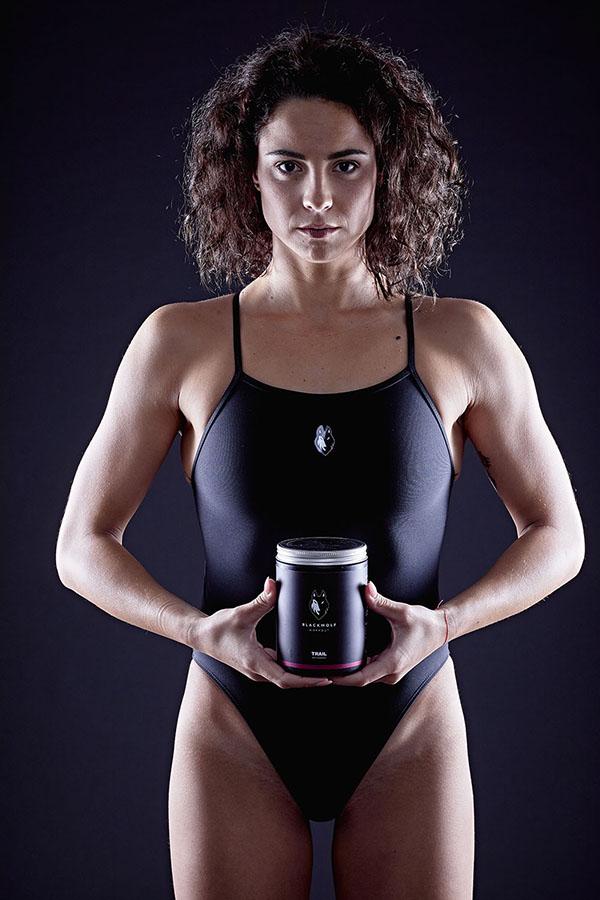 Blackwolf Athlete Ekaterina Avramova