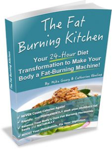 Buy The Fat Burning Kitchen to transform your body to a fat-burning machine today!